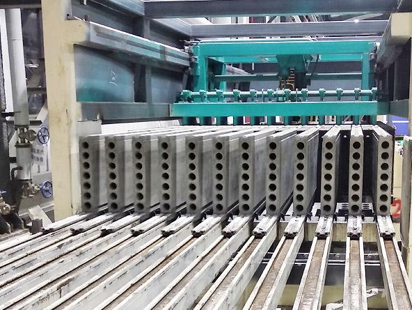 陶粒混凝土内墙板生产线-M07