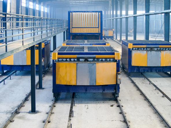 预制围墙板设备生产线