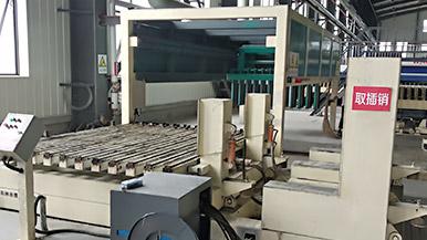 隔墙板成型设备-空心墙板机械设备-绿色节能板材设备专业制造商