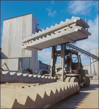 玛纳研制的住宅产业化楼梯及楼梯生产线获多项专利