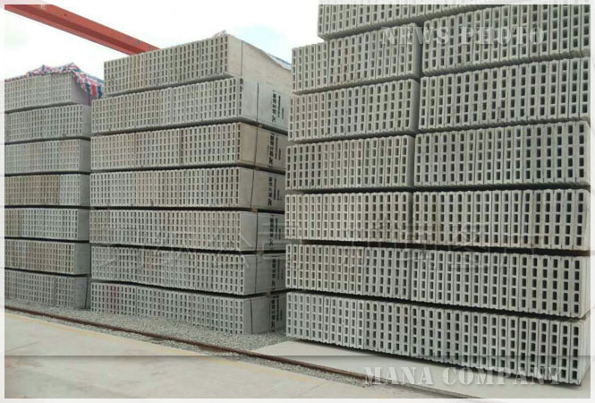 硅镁隔墙板