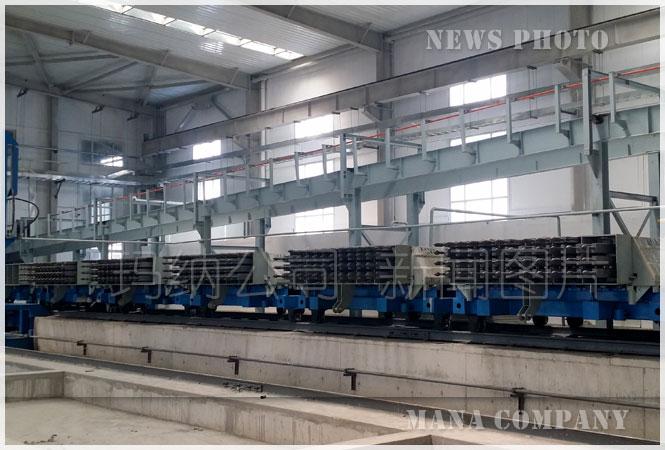 自动化墙板机生产线-M09