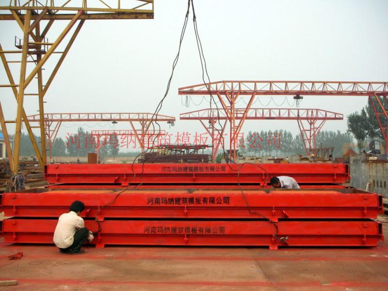预应力混凝土屋面板生产线